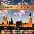 CD Cover Image. Title: Great British Anthems