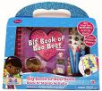 Product Image. Title: Doc McStuffins Big Book of Boo Boo's