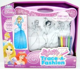 Disney Princess Light Up Fashion Designer