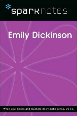 Emily Dickinson (SparkNotes Biography Guide Series)