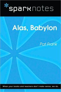 Alas, Babylon (SparkNotes Literature Guide Series)