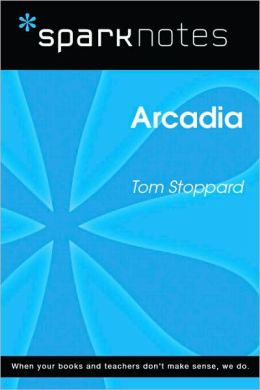 Arcadia (SparkNotes Literature Guide Series)