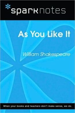 As You Like It (SparkNotes Literature Guide Series)