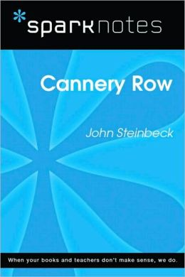 Cannery Row (SparkNotes Literature Guide Series)