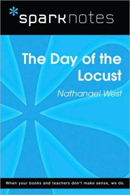 The Day of the Locust (SparkNotes Literature Guide Series)