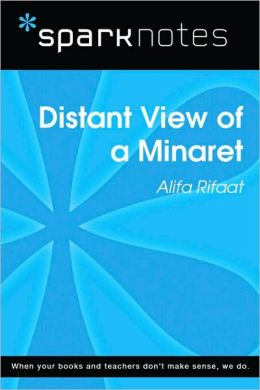 Distant View of a Minaret (SparkNotes Literature Guide Series)