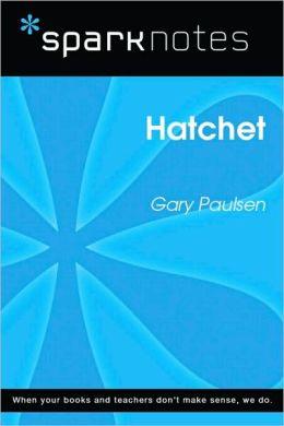 Hatchet (SparkNotes Literature Guide Series)