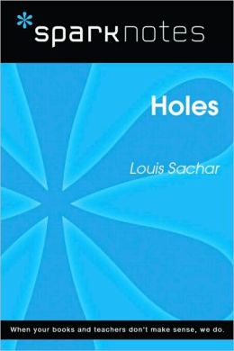 Holes (SparkNotes Literature Guide Series)