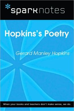 Hopkin's Poetry (SparkNotes Literature Guide Series)