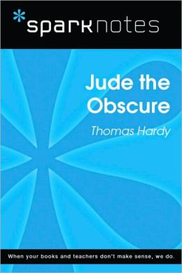 Jude the Obscure (SparkNotes Literature Guide Series)