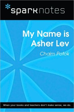 My Name Is Asher Lev (SparkNotes Literature Guide Series)