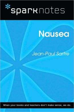 Nausea (SparkNotes Literature Guide Series)