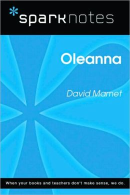 Oleanna (SparkNotes Literature Guide Series)