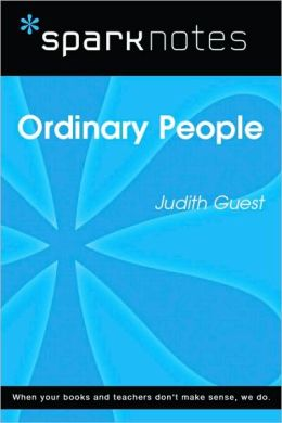 Ordinary People (SparkNotes Literature Guide Series)