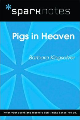 Pigs in Heaven (SparkNotes Literature Guide Series)