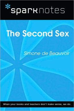 The Second Sex (SparkNotes Literature Guide Series)