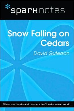 Snow Falling on Cedars (SparkNotes Literature Guide Series)