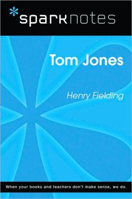 Tom Jones (SparkNotes Literature Guide Series)