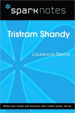 Tristram Shandy (SparkNotes Literature Guide Series)