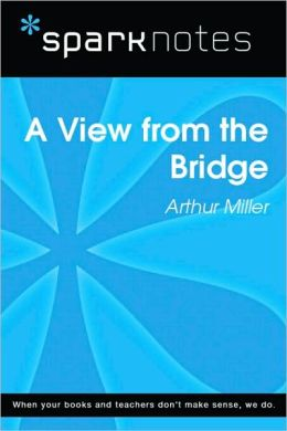 A View from the Bridge (SparkNotes Literature Guide Series)