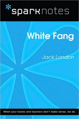 White Fang (SparkNotes Literature Guide Series)
