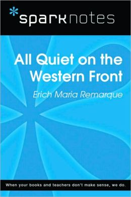 All Quiet on the Western Front (SparkNotes Literature Guide Series)