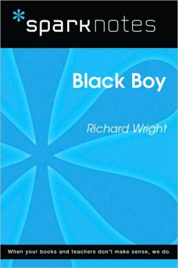 Black Boy (SparkNotes Literature Guide Series)