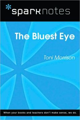 The Bluest Eye (SparkNotes Literature Guide Series)