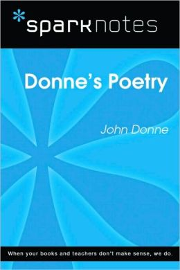 Donne's Poetry (SparkNotes Literature Guide Series)