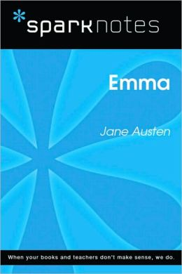 Emma (SparkNotes Literature Guide Series)