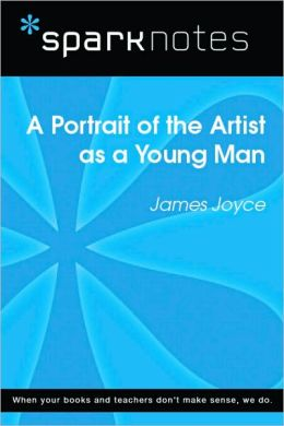 A Portrait of the Artist as a Young Man (SparkNotes Literature Guide Series)