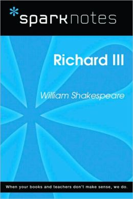 Richard III (SparkNotes Literature Guide Series)