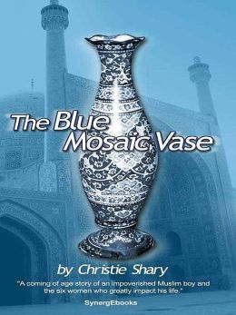 The Blue Mosaic Vase