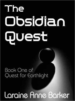 The Obsidian Quest [Search for Earthlight Trilogy #1]