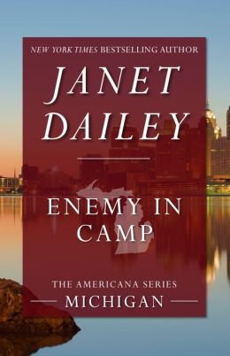 Enemy in Camp: Michigan (Americana Series)
