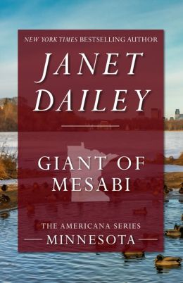 Giant of Mesabi: Minnesota (Americana Series)