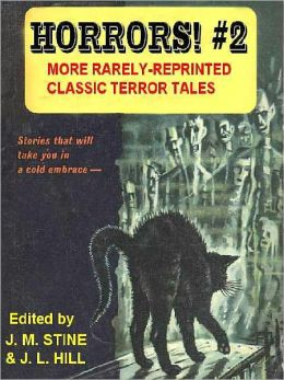 Horrors #2: More Rarely Reprinted Classic Terror Tales