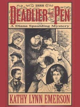 Deadlier Than the Pen (Diana Spaulding Series #1)