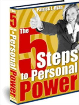 5 Steps to Personal Power