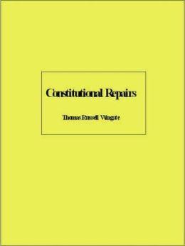 Constitutional Repairs