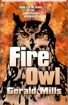 Fire Owl [James Foster Adventures Book 3]
