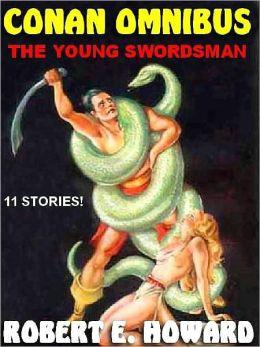 The Conan Omnibus: The Young Swordsman