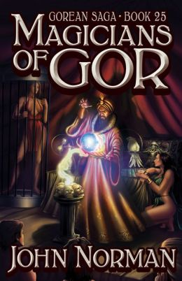 Magicians of Gor (Gor Series #25)