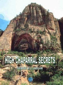 High Chaparral Secret