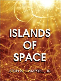 Islands of Space [Battle of the Infinite Trilogy Book 2]