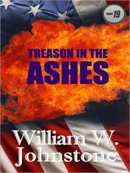 Treason in the Ashes (Ashes Series #19)
