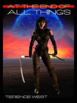 At the End of All Things [Wraith Chronicles Book 3]