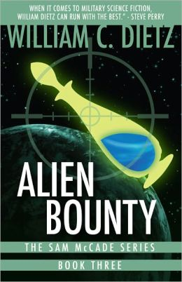 Alien Bounty [McCade Series Book 3]