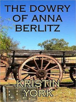 The Dowry of Anna Berlitz