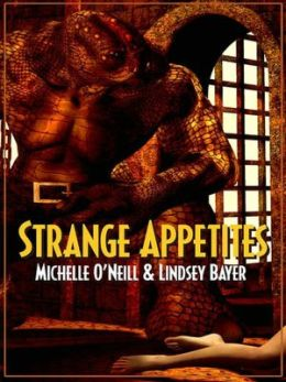 Strange Appetites [An AEssyrian World Adventure Book 5]